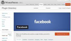 O que é e como instalar o plugin do Facebook para Wordpress | .com/teúdo