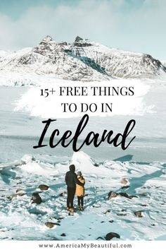 Click here for a list of the best FREE things to do in Iceland including seeing the Blue Lagoon for free free museums free tours free attractions and much more. #icelandtravel #iceland #travel #budgettravel | Best things to do in Iceland | Iceland itinerary | Iceland things to do | Iceland travel winter | Saving Money in Iceland | Iceland travel guide | best photo locations in Iceland | what to do in Iceland | Iceland Budget Tips | Iceland Blue Lagoon | #adventuretravel #adventure #travel…