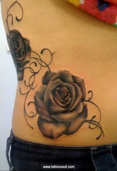 Tattoos Fonts Ideas Designs Pictures Images Black Rose