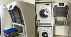 Η επαναστατική εφεύρεση που διπλώνει και σιδερώνει τα ρούχα μετά το πλυντήριο - Τι λες τώρα;