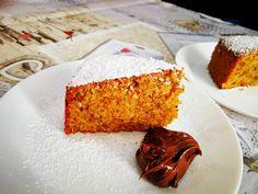 La casa in tempo di crisi: Torta di carote e noci, una ricetta sana e dietetica, ma ricca di gusto!!