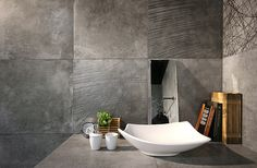 Tile- Sangah's -OFFICINE #tile #tiles #sangahtile #interior #design #create #graffiti #wall #floor #decor#타일 #인테리어 #디자인 #낙서 #메탈 #빈티지 #유니크한 #그라피티 #벽 #현대적인 #상아타일 #쇼룸#빈티지