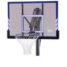 Lifetime Basketball System - Portable Basketball Goal 71546 44 inch Backboard