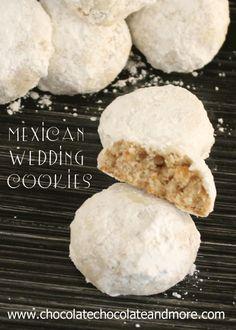 Mexican wedding cookies recipe #25recipestoXmas — Roxana's Home Baking