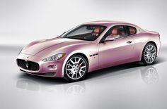 Pink Maserati  : O