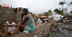 Com mais de 260 mortos, Haiti declara estado de catástrofe por furacão Matthew