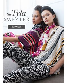 The Tyla Sweater