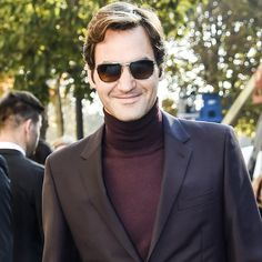 Roger Federer Nails Fall's Freshest Look (That You Should Try) | GQ