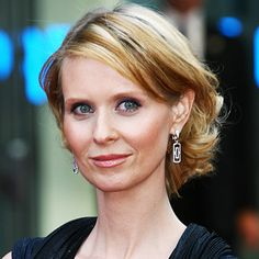 """Cynthia Nixon, 2004    The """"Sex And The City"""" star was out-ed in 2004 when the NY Daily News and the New York Post reported she was living with another woman in September 2004. Nixon half-heartedly confirmed the rumors when she told the Daily News, """"My private life is private... But at the same time, I have nothing to hide. So what I will say is that I am very happy.""""    #CynthiaNixon #Sexinthecity #LGBT #gaypride"""