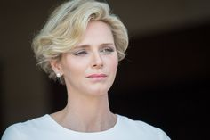 She looked miserable at her wedding to Prince Albert, and the bitching and rumors around Princess Charlene of Monaco haven't abated just because she's pregnant.