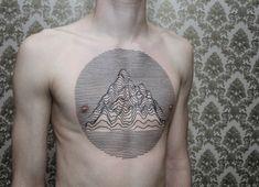 Es obligatorio volver a repasar la obra del artista y tatuador alemán Chaim Machlev/DotsToLines y seguir alucinandocon sus tatuajes.                         — DotsToLines