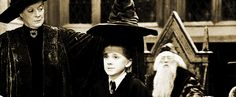 When the Sorting Hat knows where you belong before it even touches your head and everyone judges you. | 17 Incredibly Serious Slytherin Problems