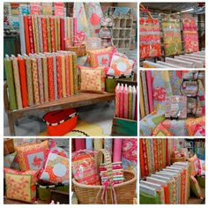 QUILT EXPRESSIONS: Featured Moda Quilt Shop. TONS of fabric and inspiration. You must stop by this shop if you are near Boise, Idaho!