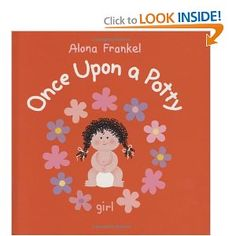 "Once Upon a Potty (Girl) - How can you go wrong with the classic ""Once Upon a Potty""?"