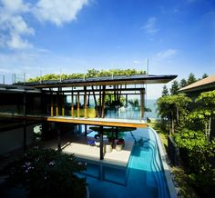 Endless Summer: 10 Homes To Never Lose the Sun - Explore, Collect and Source architecture