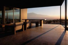 Marmol Radziner - Desert House