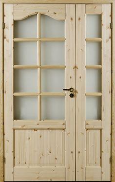 Atle 3 Valv SP8+Sp4 - Interior door Made by GK Door, Glommersträsk, Sweden.