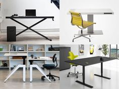 Four standing desks inspired by Scandinavian design - Spaceist Blog
