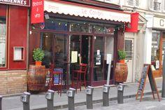 rue Veron, restaurant photo personnelle