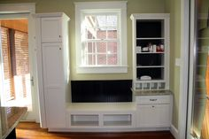 Organization Station from the Kuppersmith Project by Danny Lipford and Better Homes & Gardens
