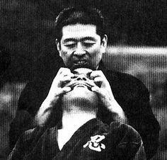 Pictures from the good old days of Bujinkan Ninpô Taijutsu