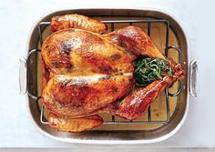 Bon Appétit // Tom Colicchio's Herb-Butter Turkey * Using this recipe & Martha's Herb Roasted Turkey as a guide Thanksgiving Turkey, Thanksgiving Recipes, Thanksgiving Photos, Christmas Turkey, Christmas Recipes, Turkey Recipe Butter, Turkey Recipes, Keto Recipes, Keto Foods