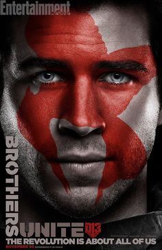 Gale Hawthorne has always been a determined sort of guy, but by the looks of a new 'Mockingjay — Part 2' poster featuring Liam Hemsworth in character as Katniss Everdeen's closest childhood friend, the good-natured hunter-gatherer is now a fierce revolutionary ready for a no-holds-barred battle against the Capitol…