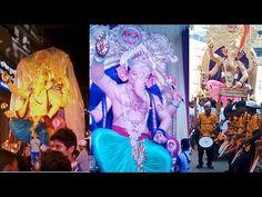 Andheri Cha Vighnaharta 2015 - Compilation From Aagaman Sohala to Darshan to Visarjan