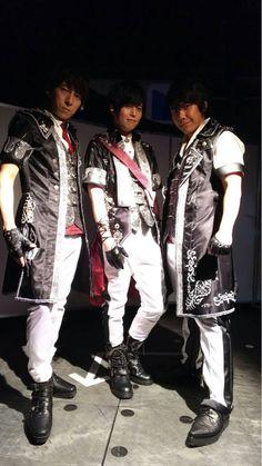 斉藤壮馬 佐藤拓也 羽多野渉 Kana Hanazawa, Actors Male, Uta No Prince Sama, Voice Actor, The Voice, Punk, Cosplay, Japan, Female
