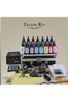 専門化タトゥーキットと電源 (1083764)