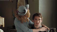 Ammy Adams & Lee Pace in 'Miss Pettigrew Lives For A Day'. tumblr_nw68q9uTak1u8cipoo1_540.gif (540×304)