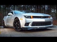 Motor Trend: 2014 Chevrolet Camaro Z/28: The Trans-Am Racer Returns! - Ignition Ep. 105