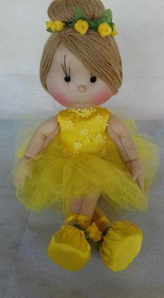 Boneca da Luciene lucila