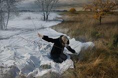 New Reality-Flipping Photos by Erik Johansson - My Modern Metropolis