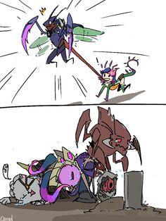 Lol League Of Legends, League Of Legends Characters, Geeks, Liga Legend, Lol Champions, League Memes, Cute Couple Art, Anime Version, Funny Vid