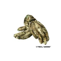 #New #TECLWOODCamo TECL-WOOD Functional Camou Hunting Gloves