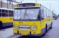 nederlandse bussen - NZH