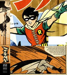 Bat-Manga & Robin