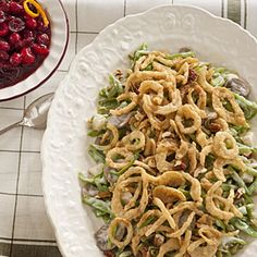 Green Bean Casserole | MyRecipes.com