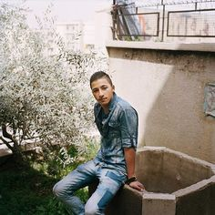 Photographer Emily Berl traveled to Lebanon to meet and photograph Syrian refugees. There, she met Ahmed, a 17-year-old with a dream of becoming a singer. Listen to his song via link in bio.  Emily is one of six photographers contributing to VSCO's ongoing DISPATCHED project, a series featuring the stories of people displaced by the Syrian civil war.