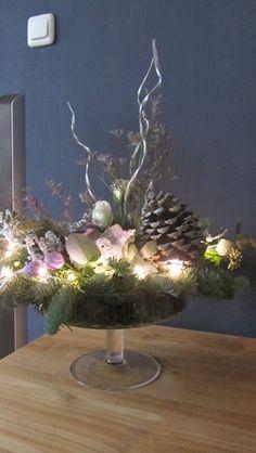 Dinah Creatief: Kerst voorpret in lappenmand...