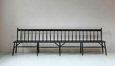 Sawkille Rabbit Bench. shaker inspired furniture