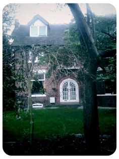 Twitter / custardlove: Found it! Errwood House, Levenshulme