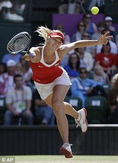 Maria Sharapova - Tenis Olympic gold