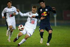 FC Liefering empfängt Wiener Neustadt in der Red Bull Arena Fc Red Bull Salzburg