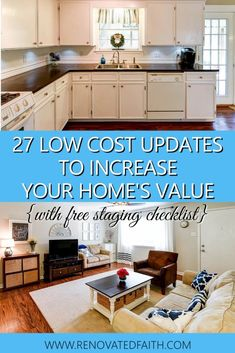 27 Tips For Selling Your House Fast In 2019 Home Staging Checklist Pdf
