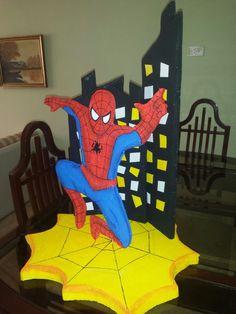 Chupetero Spiderman