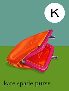 K- is for Kate Spade