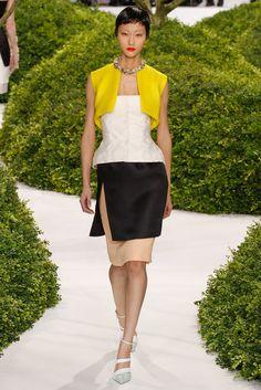 Christian Dior - Pasarela>saia