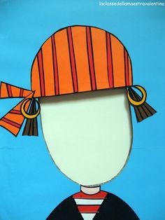 Qualche anno fa avevo fatto un progetto sulle fiabe e mi era venuta l'idea di  fare delle mascherine per ogni bambino, utilizzando cartone ...